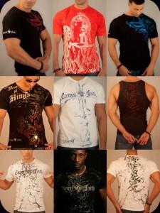 Eternal_Faith_Designer_T-Shirts