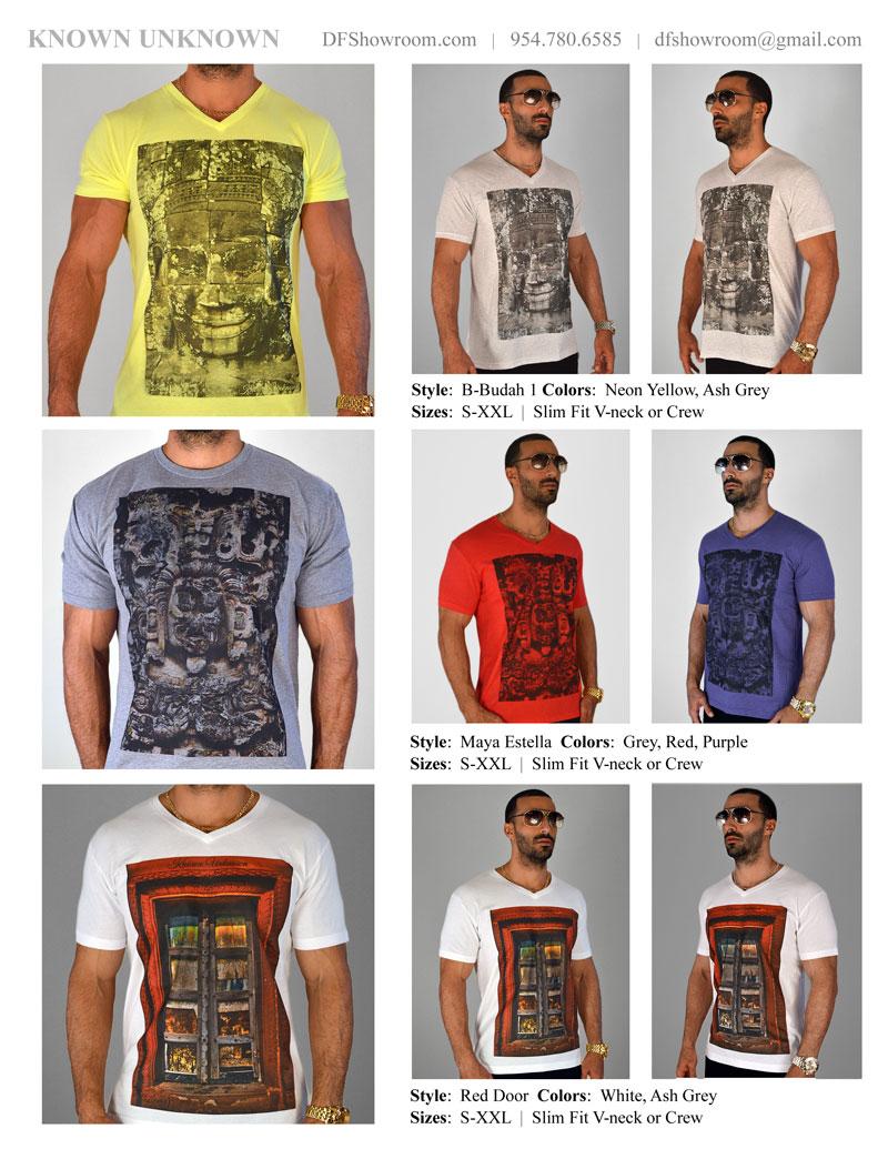 Known Unknown LineSheet Designer Streetwear -14